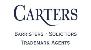 Carters Barristers Solicitors Trademark Agents