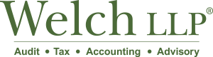Welch LLP: Audit, Tax, Accounting, Advisory