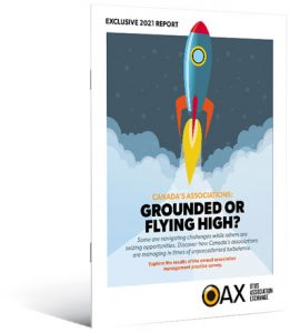 Canada's Associations: Grounded or Flying High?
